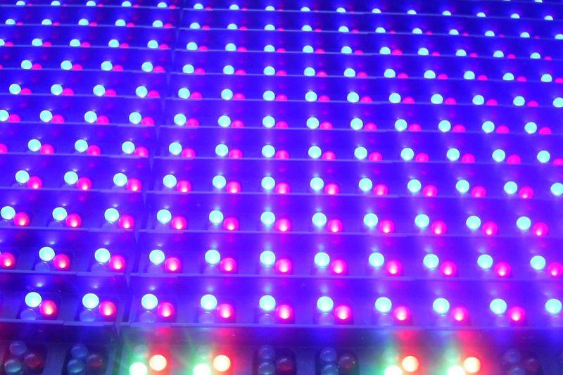 Bloc tri-LED